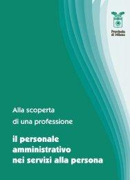 Alla scoperta... gli scritti del laboratorio - Provincia di Milano