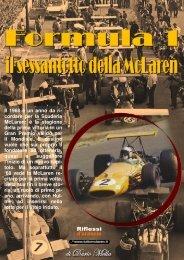 1968 - Il sessantotto della McLaren - Tutto McLaren