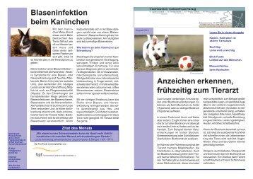 Ausgabe März - Tierklinik Oberhaching