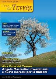 Aprile 2010 - Scarica l'edizione in PDF - Saturno Notizie