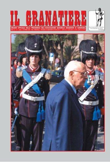 n. 3 - luglio - settembre 2006 - Associazione Nazionale Granatieri di ...