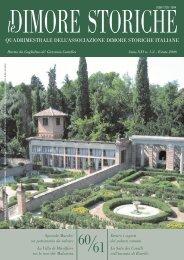 N. 60/61 - Anno 2006 - Associazione Dimore Storiche Italiane