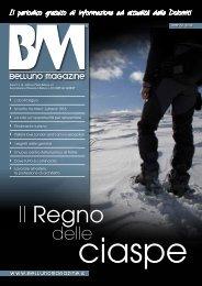 Marzo - Belluno Magazine