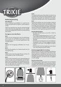 Bedienungsanleitung - Trixie - Page 2