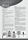 Bedienungsanleitung - Trixie - Page 4