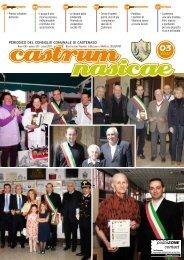 Periodico comunale Castrum Nasicae n. 3 del 2011 - Comune di ...