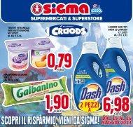 2 PEZZI - CSSOSpA - CE.DI. SIGMA Palermo