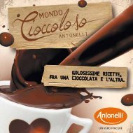 Ricettario Cioccoloso - Antonelli Silio