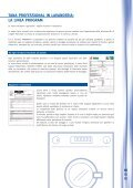 Linea lavanderia PROGRAM - Cleaning with Tana Professional. - Page 3