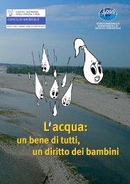 L'acqua: un bene di tutti, un diritto dei bambini - Regione Autonoma ...