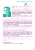 Indicazioni dietetiche per pazienti oncologici - Associazione Verba - Page 3