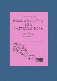 Erbe e Ricette del Castello Rosa
