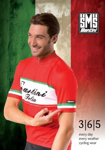 every weather | cycling wear - santini
