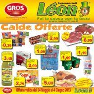 Latina - Supermercati Leon
