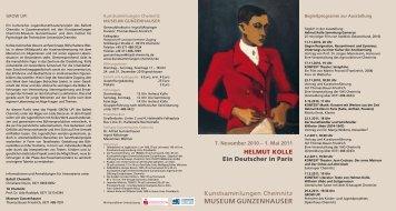 MuseuM Gunzenhauser - Die Theater Chemnitz
