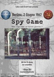 Calico Jack Airsoft Team - Mil-Sim SPY GAME