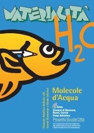 Molecole d'acqua - Hera Ragazzi