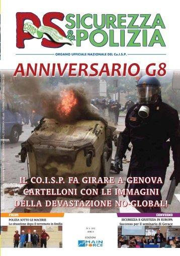 Numero 5 Anno 2012 - Coisp