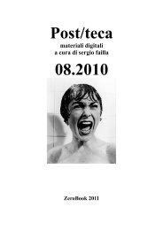 postteca201008 (PDF - 3.8 Mb) - Girodivite
