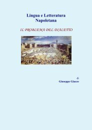 Giuseppe Giacco - Vesuvioweb