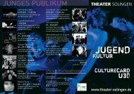 JUGEND - Theater Solingen