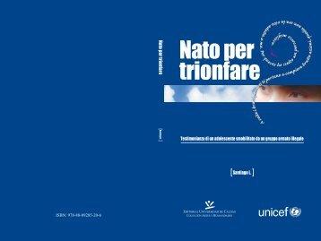 Nato per trionfare - Unicef