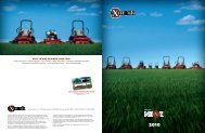 Visit Www.exmark.com For - Lawn Equipment Parts Co. (LEPCO)