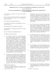 Verordnung (EU) Nr. 1174/2011 des Europäischen ... - EUR-Lex