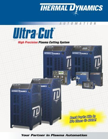 AUTOMATION UltraCut - Victor Technologies