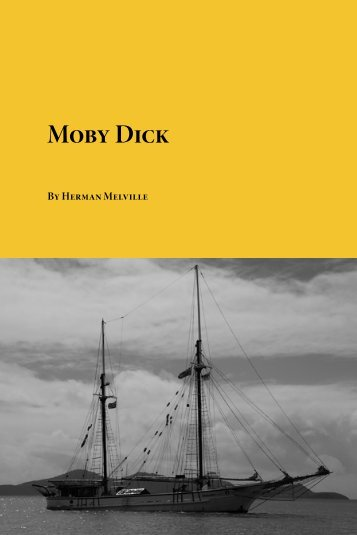 Moby Dick - Planet eBook