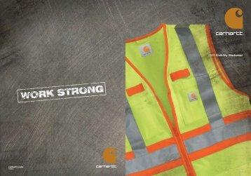2008 Visibility Workwear - Carhartt