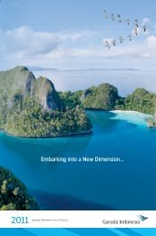annual report GA 2011 - Garuda Indonesia