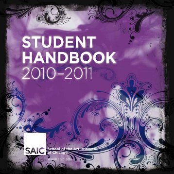 Saic - Association of Independent Colleges of Art and Design