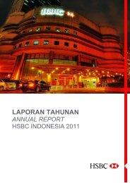 LAPORAN TAHUNAN - HSBC Indonesia