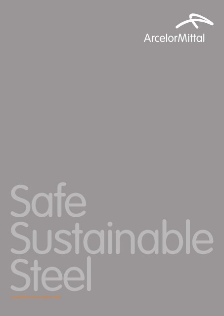 ArcelorMittal Annual Report 2008