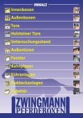 Unser Katalog als PDF! - Pferdeboxen Zwingmann - Page 2