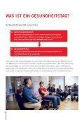 betriebsinterner gesundheitstag - Arbeiterkammer Oberösterreich - Page 4