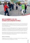 betriebsinterner gesundheitstag - Arbeiterkammer Oberösterreich - Page 5