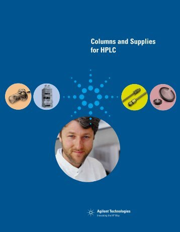 Columns and Supplies for HPLC