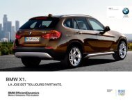 BMW X1. - JPC Automobile