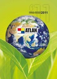 ANNUAL REPORT LAPORAN TAHUNAN 2011 A TLAN HOLDINGS ...