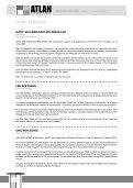 ANNUAL REPORT LAPORAN TAHUNAN 2011 A TLAN HOLDINGS ... - Page 5