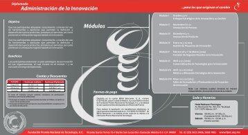 Diplomado Innovación 2013