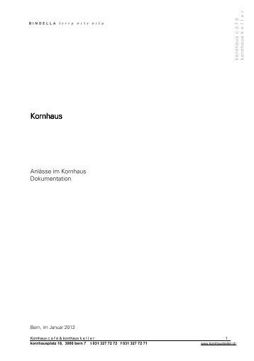 Bankett_Dokumentation.pdf - Bindella