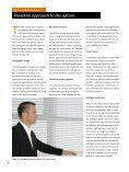 inducing Interview with Rainer Kunz: Proactive approach to the ... - Page 4