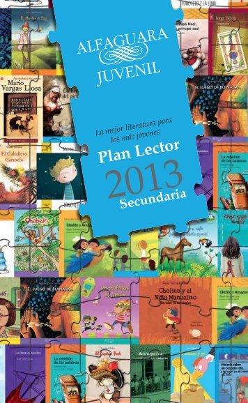 Plan Lector - Colgado de la Lectura
