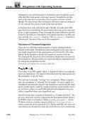 ,QWHJUDWLRQ ZLWK 2SHUDWLQJ 6\VWHPV - Page 6
