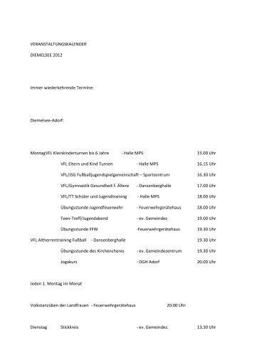 Diemelsee-Adorf