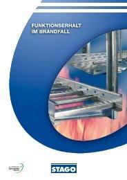 FUNKTIONSERHALT IM BRANDFALL - Schneider Electric