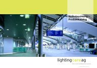 Notbeleuchtung - Lighting Care AG